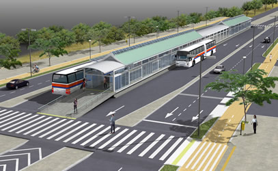 Study of Demand, Business Model, Functional and Basic Design of Corridors and Stations in the BRT System of Dar es Salaam – Tanzania
