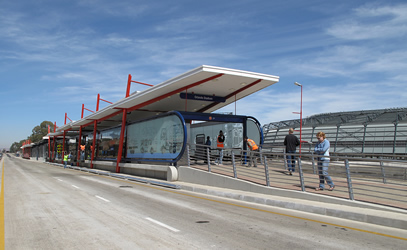 Operational Plan and Financial Modeling of the Rea Vaya BRT (Full and Phase 1a) for Johannesburg – South Africa