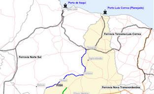 """Rodovia Transcerrados"", Highway PI 397: Demand, Engineering, Social/Environmental, Financial Assessment, and Legal Modeling Studies"