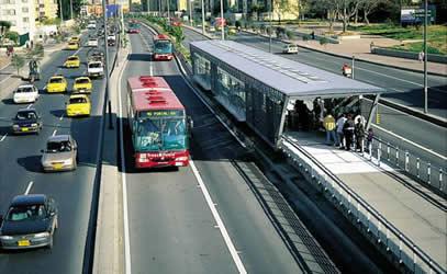 Operational Design of the Mass Transportation System of Santa Fé de Bogotá, Colombia: TransMilênio